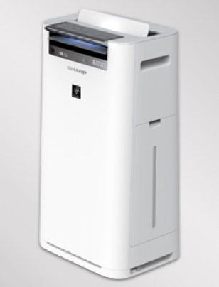 Oczyszczacz-nawilżacz Sharp KC-G50EUW