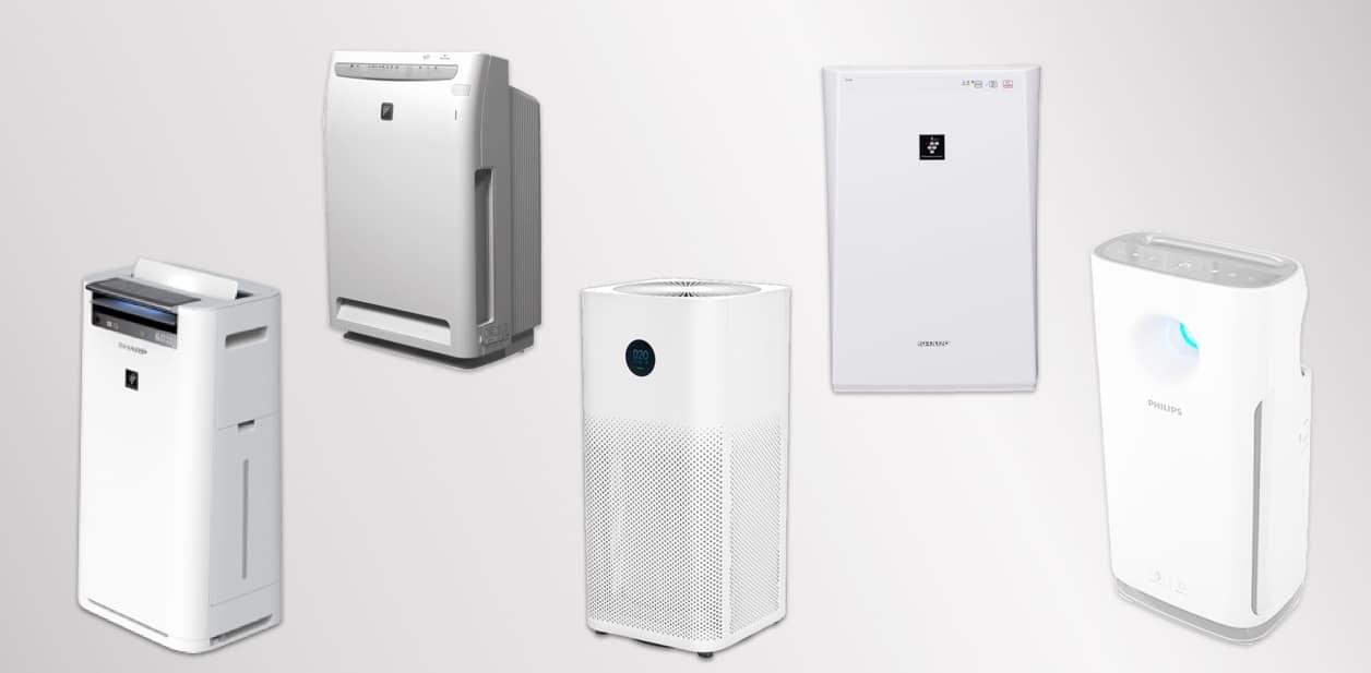 Oczyszczacze powietrza w 2019 roku