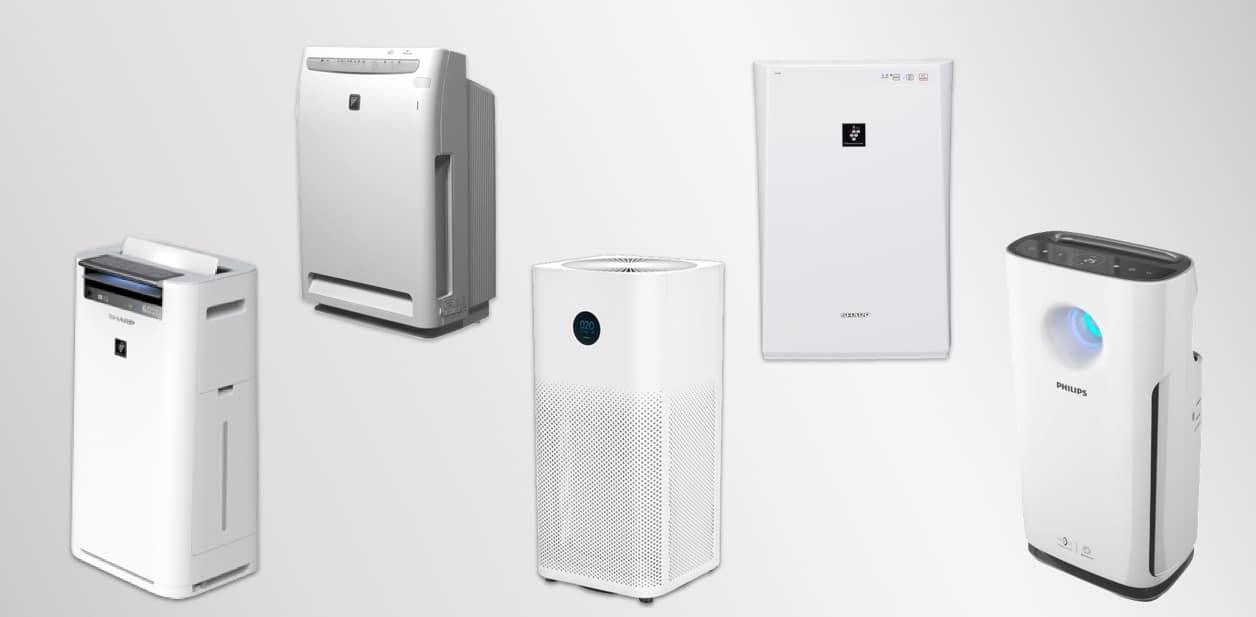Najlepsze oczyszczacze powietrza w 2019 roku